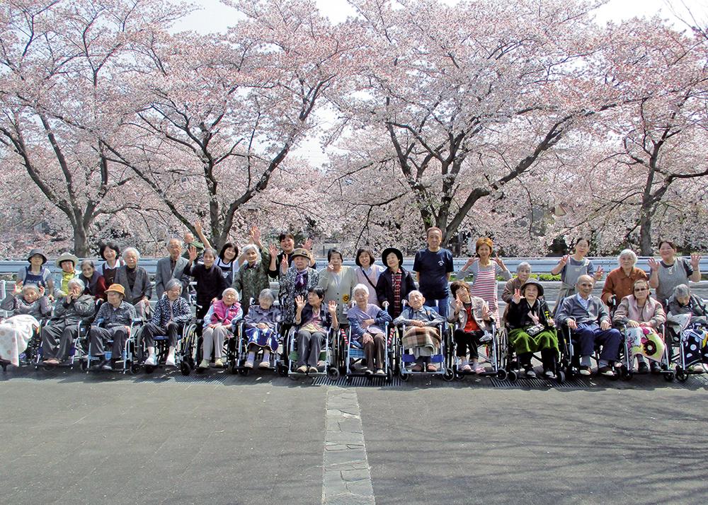 かさね奈良駅前,奈良市,小規模多機能型居宅介護,介護,高齢者