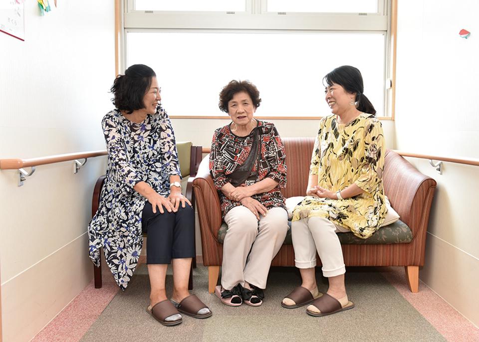 ベルライフ、葛城市、デイサービス、老人ホーム、日本ベルアージュ。