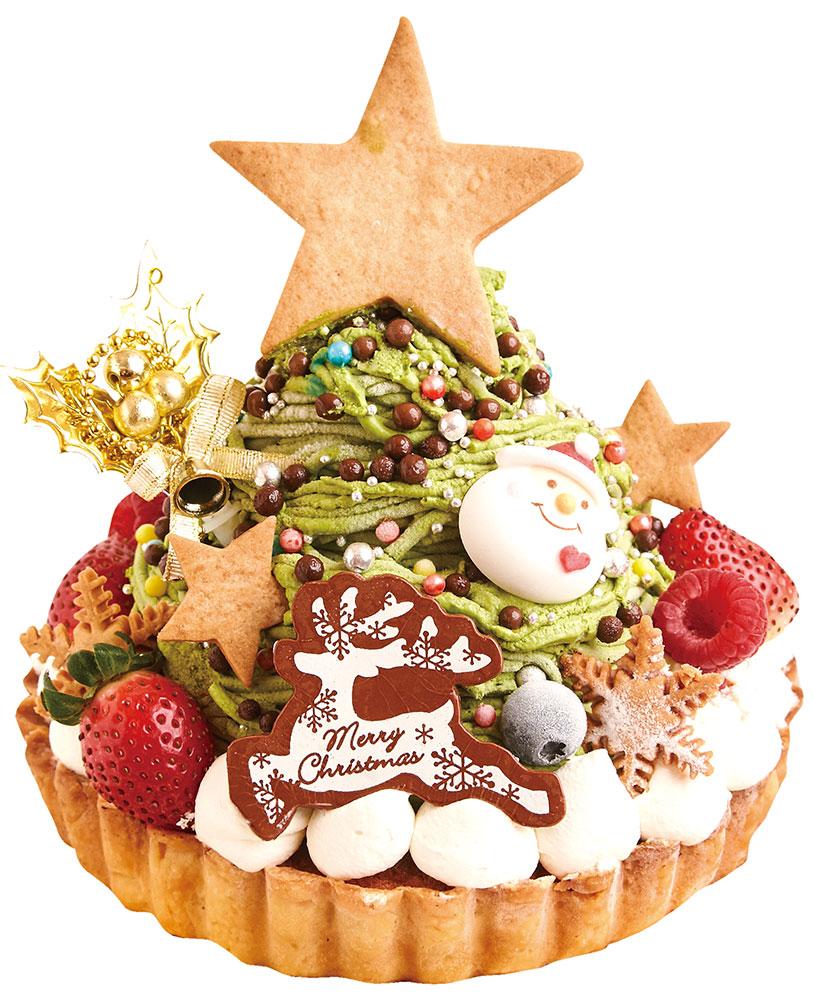 奈良っこ、ママン、奈良、ケーキ、クリスマス、クリスマスケーキ