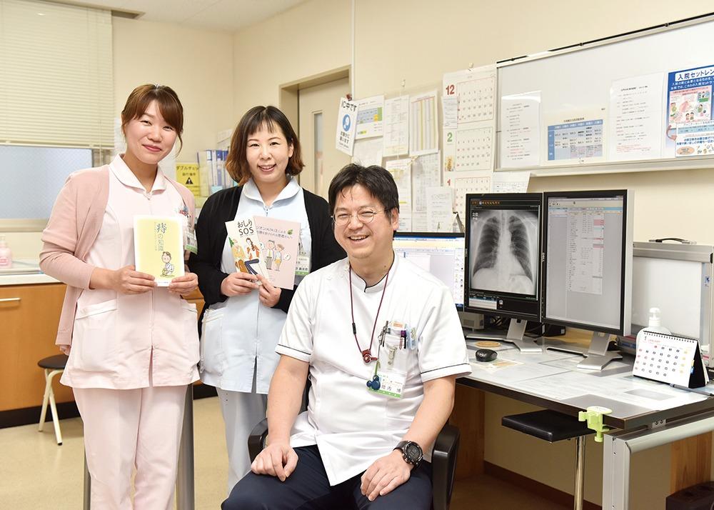 奈良、西の京病院、肛門外来、痔、治療、おすすめ。
