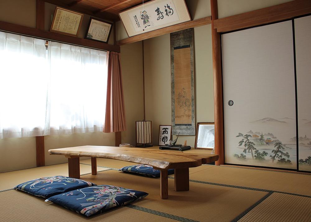 奈良っこ、信ちゃん、十津川、農家民宿。