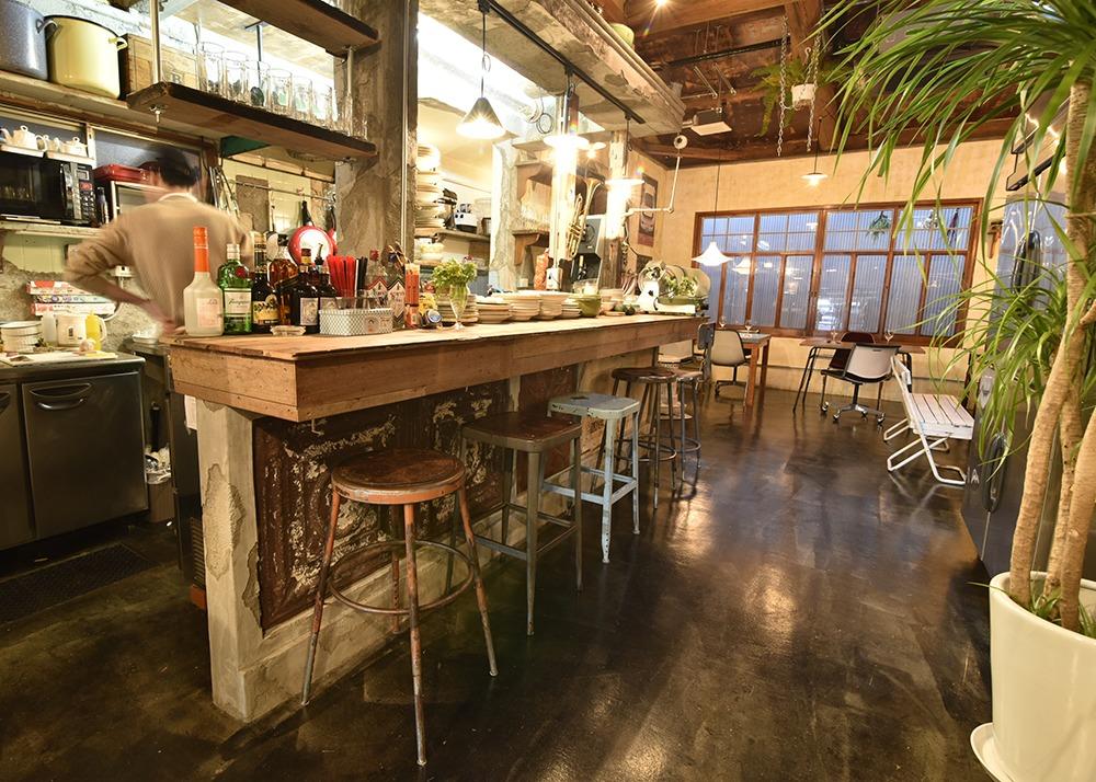 奈良っこ、CAFE & RESTAURANT POOL、奈良市。