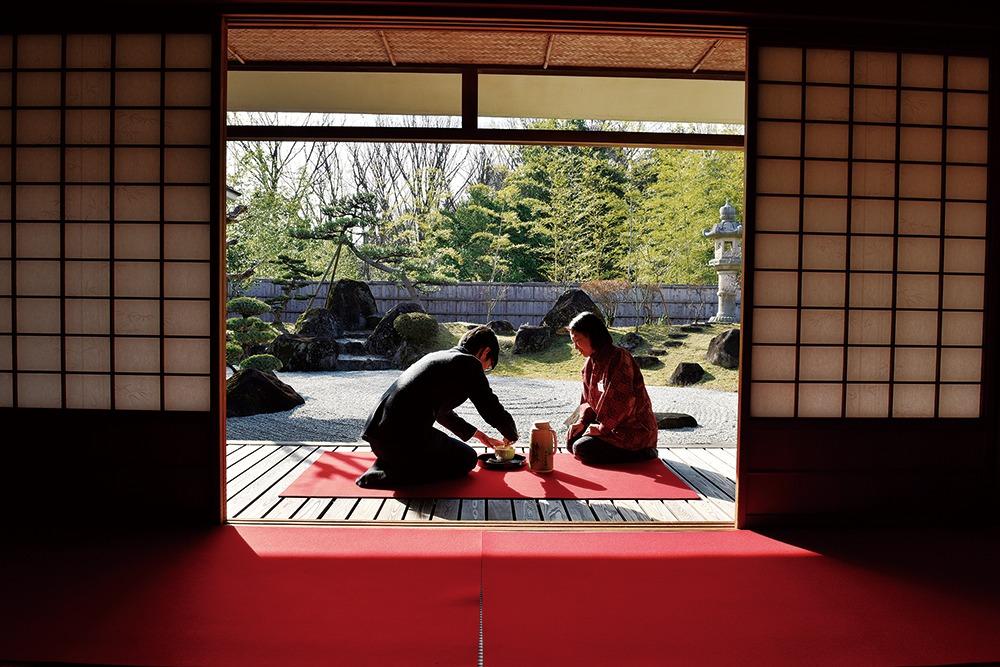 奈良っこ、高山竹林園、生駒市、抹茶。