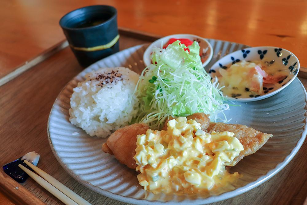 奈良っこ、古民家カフェDaylight、大和高田。