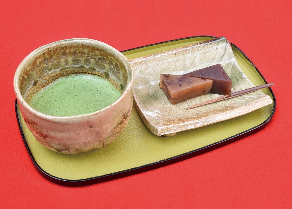 奈良っこ、むらい萬香園、奈良、抹茶。