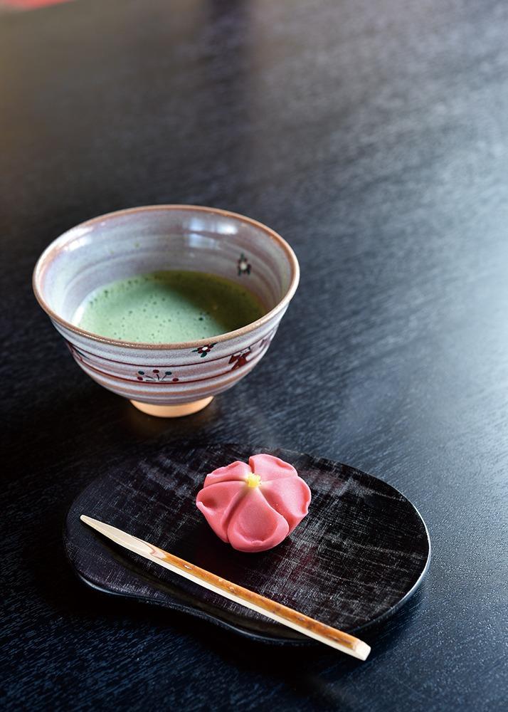 奈良っこ、中西与三郎、奈良、抹茶。