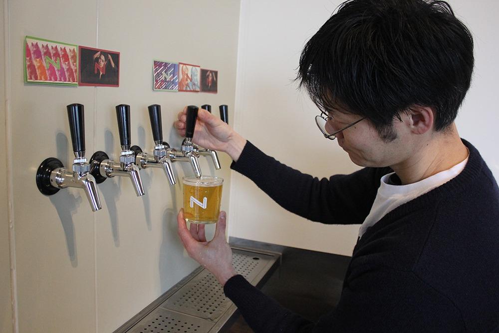 奈良っこ、奈良醸造株式会社、奈良市、クラフトビール。