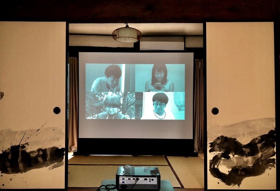 2019年、イベント、奈良県、奈良市、3月、観賞、映画、二十一世紀百人一首、Guest House OKU、上映会。