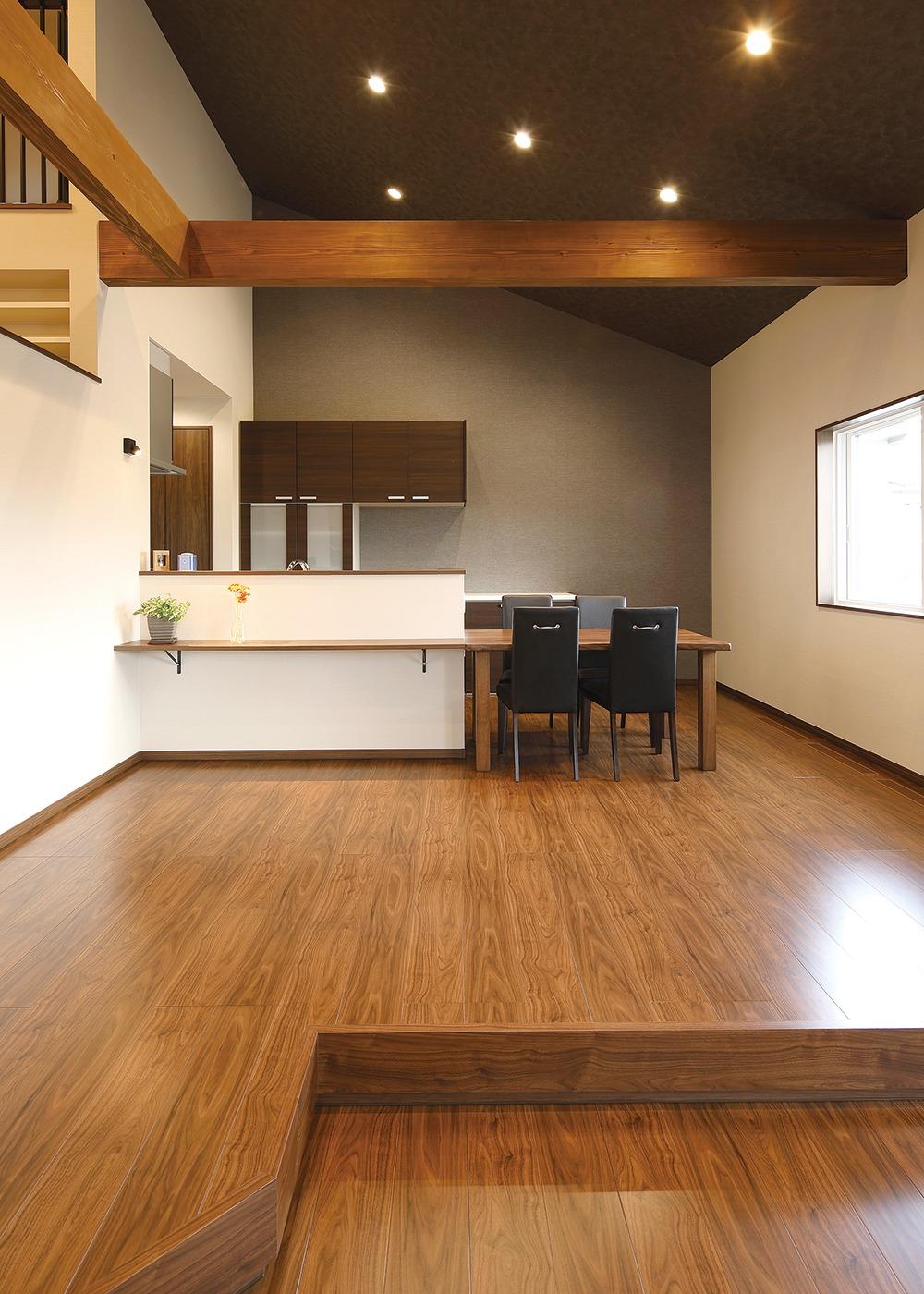 家族の森、奈良っこおすすめ建築、施工。