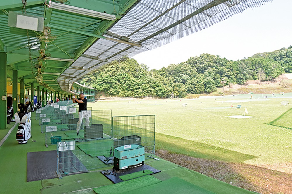 奈良っこ、桜井ゴルフセンター、桜井市。