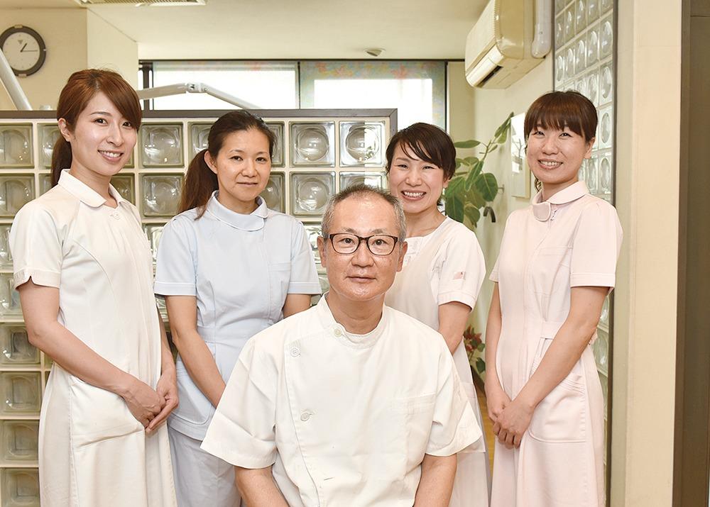 松井デンタルクリニック。大和郡山市の歯医者。