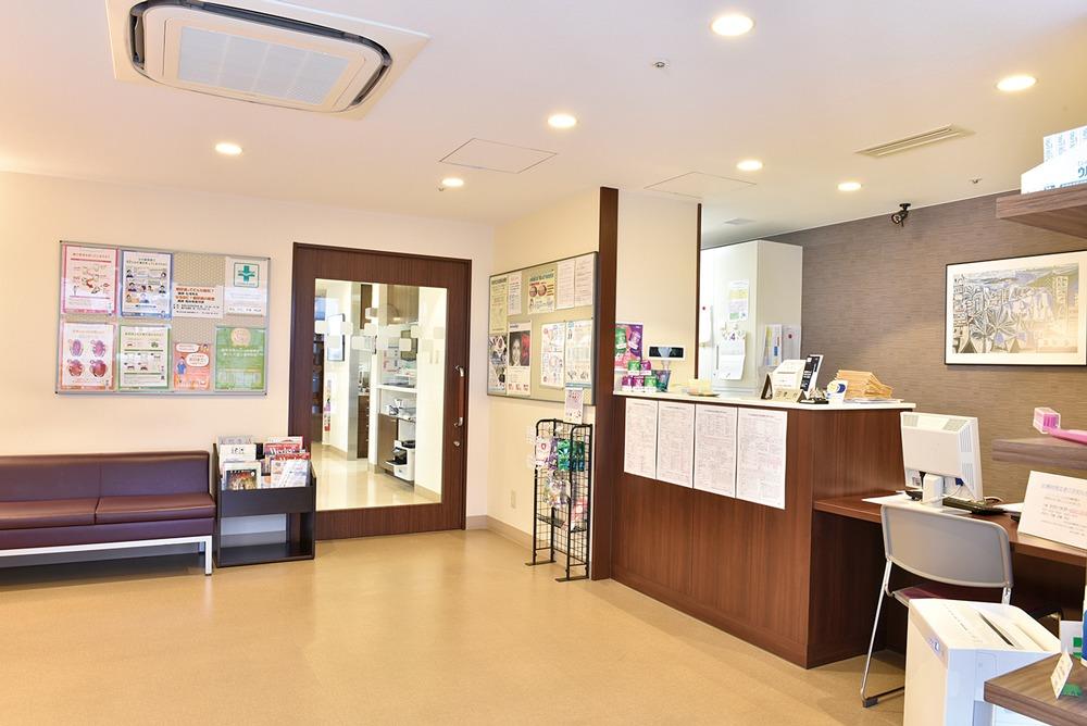 奈良市、西の京病院、歯科医院