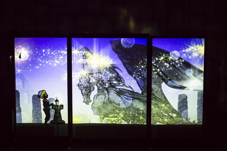 2019年、イベント、奈良県、橿原市、8月、ホール、観劇、参加型イベント、体験、アート、かしはら万葉ホール、Wonder Shadow Labo、劇団かかし座。