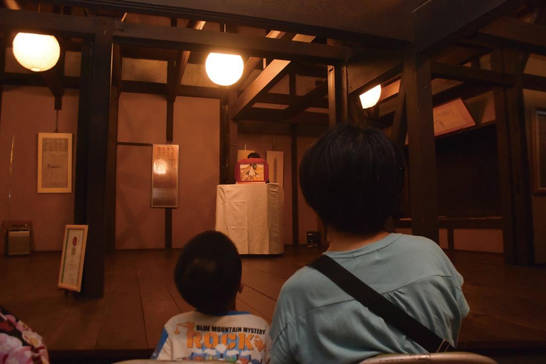 奈良っこ、竹内夏祭り