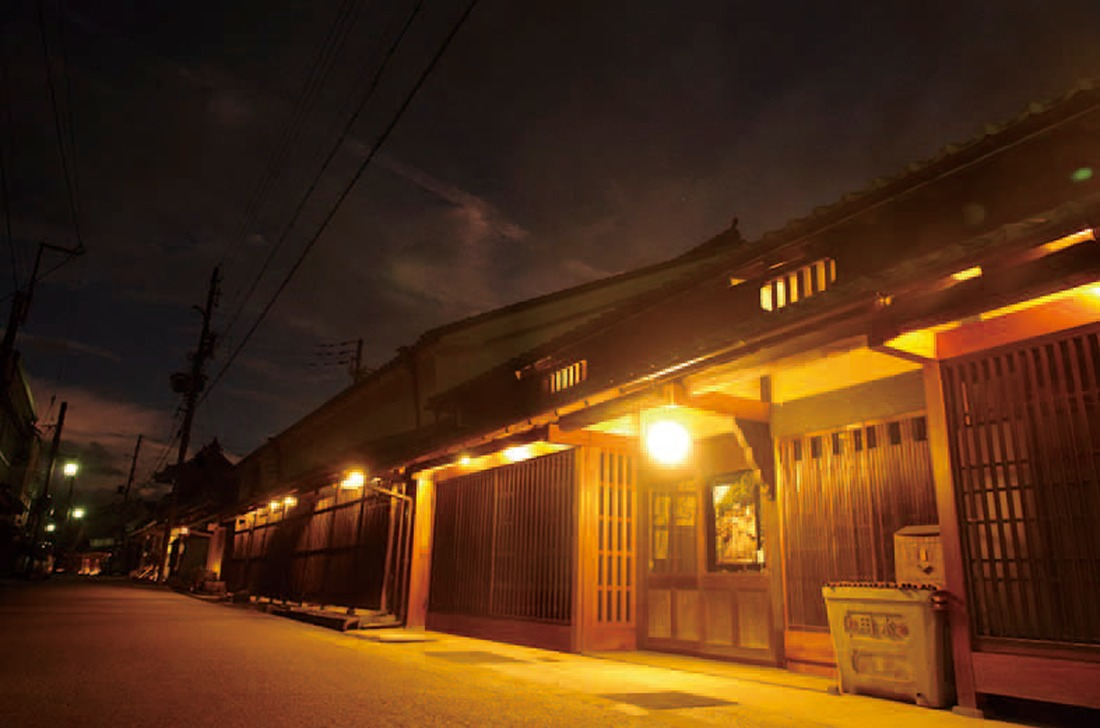 奈良っこ、宇陀松山夢街道
