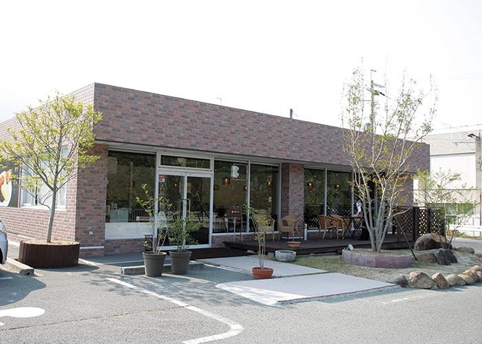 奈良県、御所市、洋食、cafe、レストラン、スイーツ、バターシロップ、ハーブティー