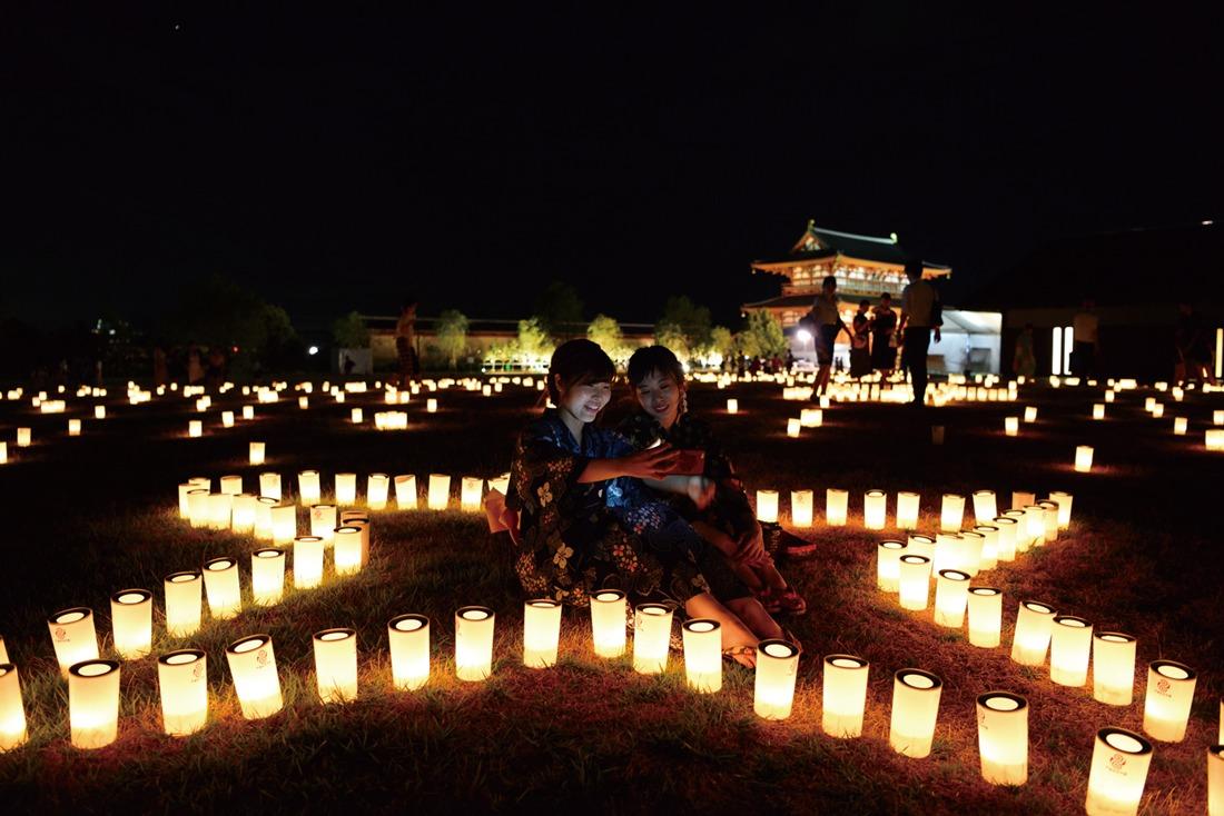奈良っこ、平城京天平祭夏