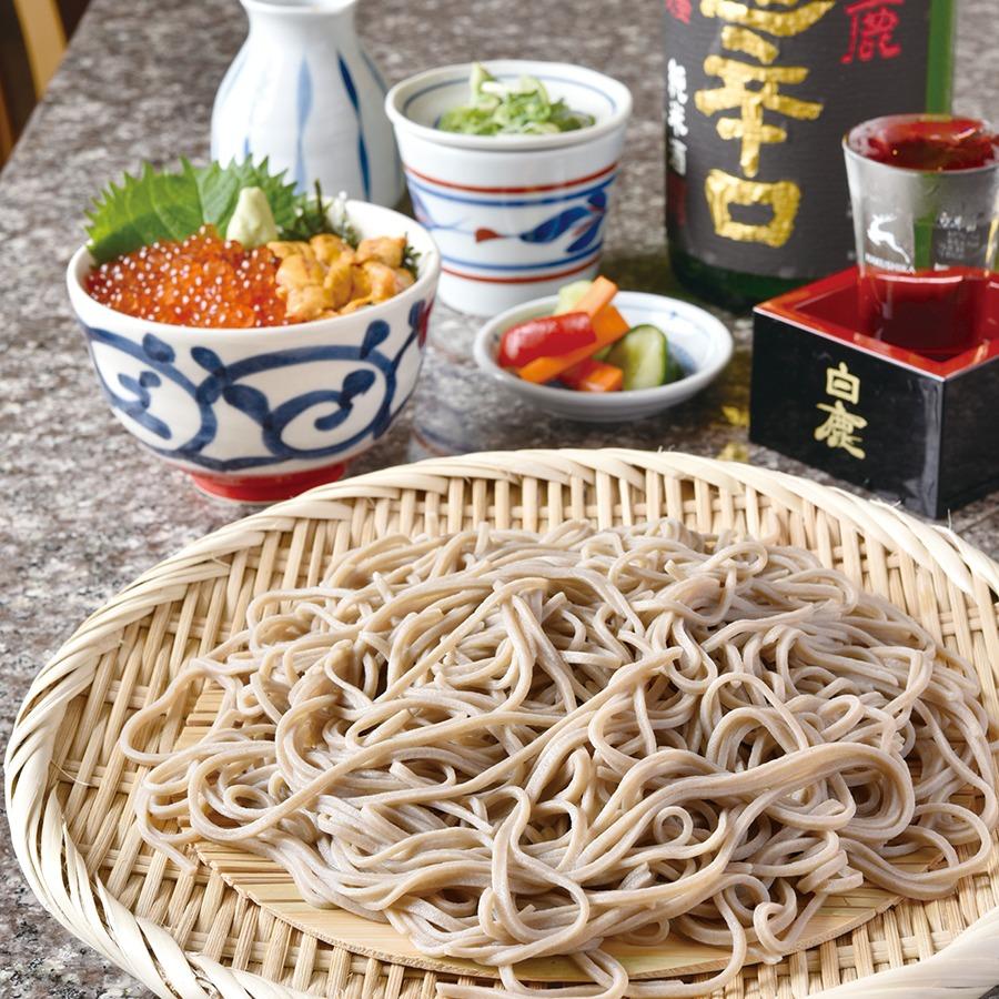 蕎麦、橿原市、玉竹流、奈良っこ、奈良。