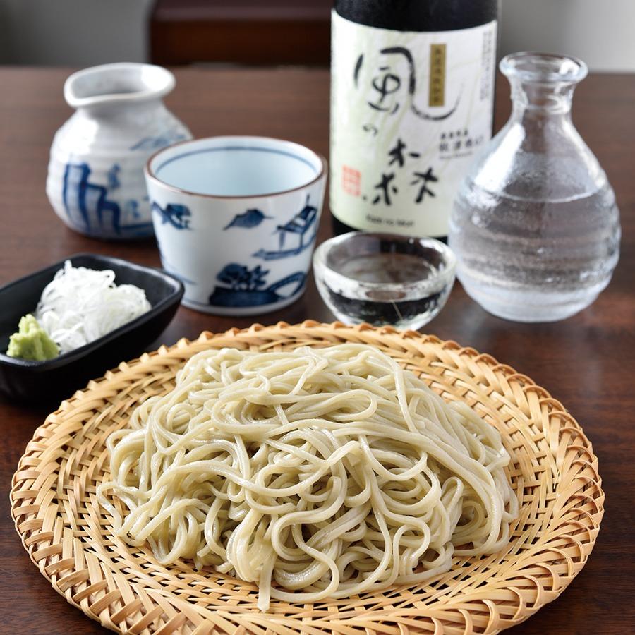 蕎麦、斑鳩町、たぬき、奈良っこ、奈良。