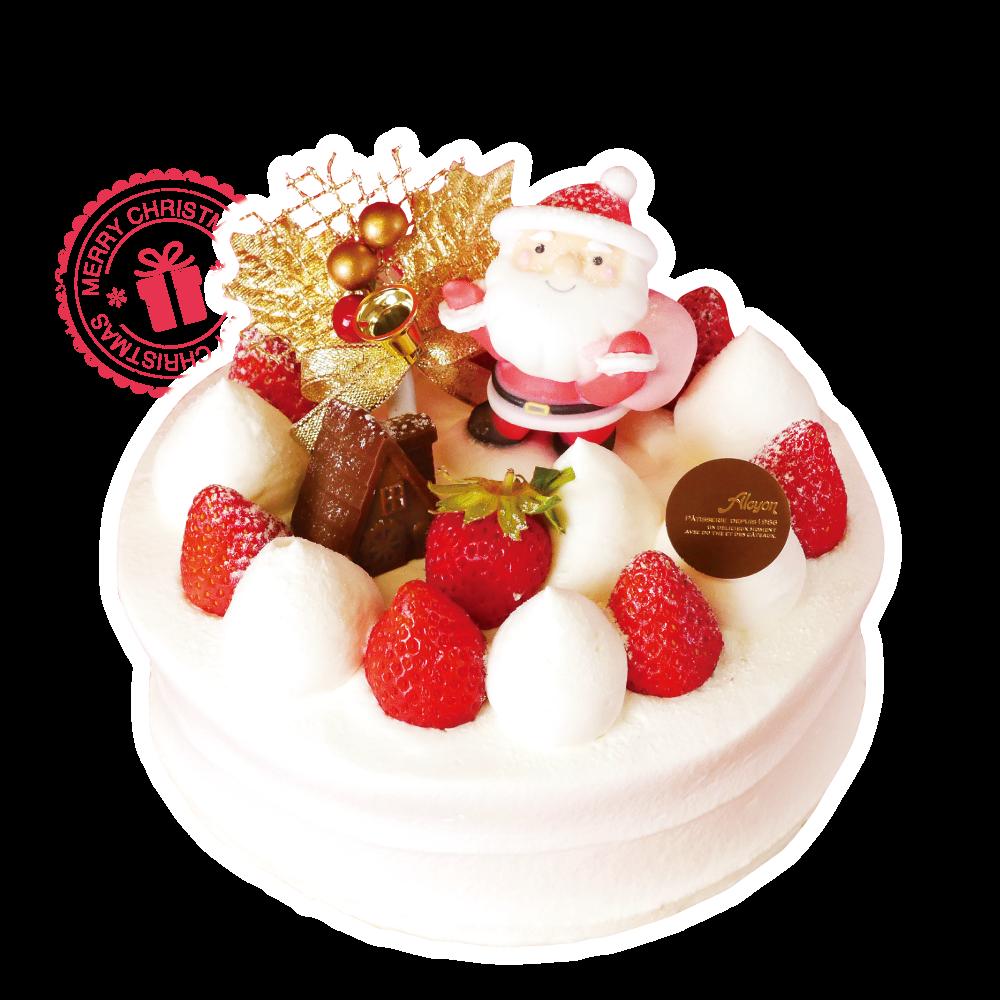 奈良市・アルション。予約を急ぎたい、聖夜の決定版! 人気ダントツのケーキ アルション人気No.1の純白ケーキは、コクのある北海道産生クリームをまとったふんわりしっとりスポンジに、白桃のコンポートとカスタードのババロアをサンド。チョコ派には、ビター&スイートな『ネージュ ショコラ』がおすすめ。