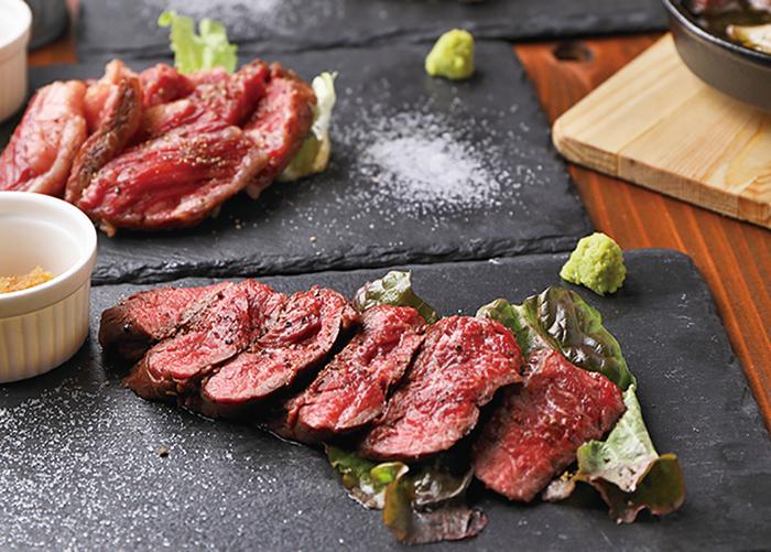 肉のアラカルト