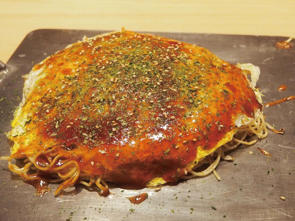 肉玉そば 800円(税別)