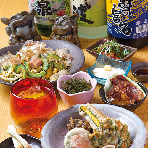 奈良っこ、がじゅまるの木、奈良、沖縄料理。