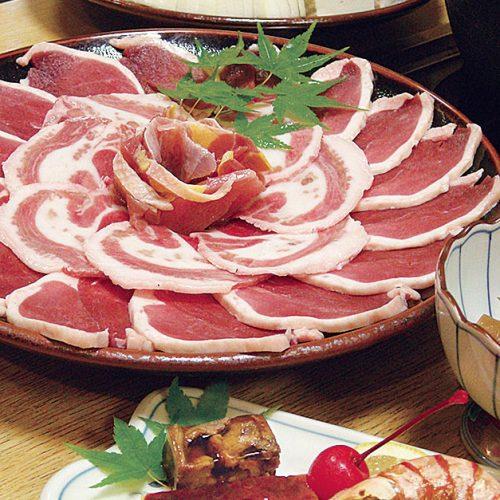 奈良っこ、のせ川、奈良、和食、鍋。