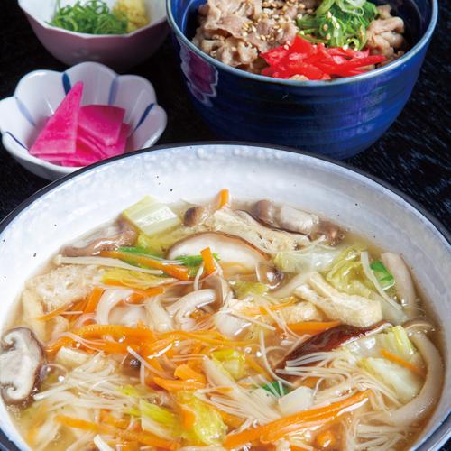 麺ひめ、うどん、奈良っこ、奈良。