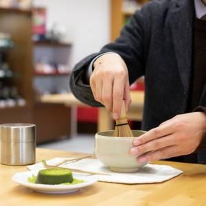 奈良っこ、福寿園、奈良、抹茶。