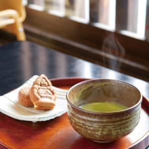 奈良っこ、古伊、奈良、抹茶。