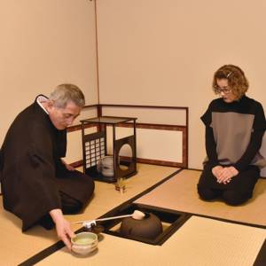 奈良っこ、喫茶去庵、奈良、抹茶。