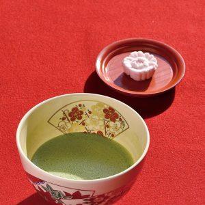 奈良っこ、當麻寺中之坊、葛城市、抹茶。