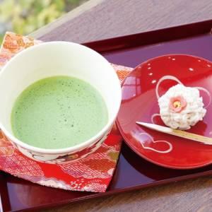 奈良っこ、天平庵、奈良、抹茶。